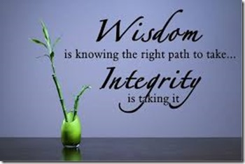 Wisdom Is