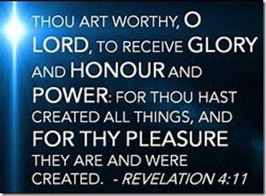Thou Art